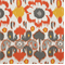 Rio Citrus Floral Ikat Indoor/Outdoor Print by Premier Prints - Order a 30 Yard Bolt