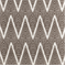 Bali Cocoa/Cream Drapery Fabric - Order a Swatch