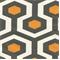 Magna Cinnamon Macon Cotton Floral Drapery Fabric by Premier Prints 30 Yard bolt