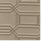 M9379 Flax Woven Geo Design Upholstery Fabric by Barrow Merrimac  - Order a Swatch