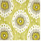 Alhambra Citrus Ikat Print Drapery Fabric by Richloom  - Order a Swatch