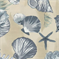 Sea Shells China Indoor/Outdoor Fabric - Order a Bolt