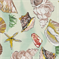 Sea Shells Green Indoor/Outdoor Fabric - Order a Bolt