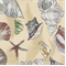 Sea Shells Sand Indoor/Outdoor Fabric - Order a Bolt