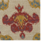 Chandelier Federal Woven Ikat Floral Upholstery Fabric - Order a Swatch