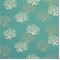 Isadella Coastal Blue/White Cotton Slub Drapery Fabric By Premier Prints - By the Bolt