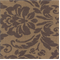 Queen Pecan Woven Floral Upholstery Fabric - Order a Swatch