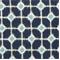 Sofie Premier Navy/Slub Cotton Drapery Fabric by Premier Prints 30 Yard bolt