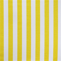 Stripe Corn Yellow/SLub Cotton Drapery Fabric By Premier Prints 30 Yard bolt