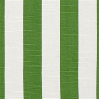 Stripe Coastal Green/Slub Cotton Drapery Fabric By Premier Prints 30 Yard bolt