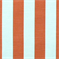 Stripe Salmon/Slub Cotton Drapery Fabric By Premier Prints - Order a Swatch