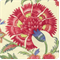 Grand Palampore Jewel Floral Linen Drapery Fabric by Williamsburg - Order a Swatch