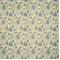 Josephine Blue Jacobean Linen Blend Drapery Fabric - Order a Swatch