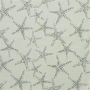 Sea Friends Grey/Natural Slub Drapery Fabric by Premier Prints 30 Yard bolt