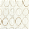Society Grove Bone Embroidered Drapery Fabric - Order a Swatch
