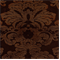 M9525 Mink Brown Embossed Chenille Floral Upholstey Fabric by Barrow Merrimac  - Order-a-swatch