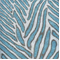 Canal Aqua Animal Design Woven  Upholstery Fabric  - Order-a-swatch