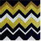 Chevron Honey Comb Stripe Chenille Upholstery Fabric - Order-a-swatch