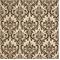 Madison Chocolate/Linen Drapery Fabric by Premier Prints 30 Yard bolt