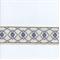 EA271/06 Denim Blue/Navy Tape Trim - Order-a-swatch