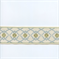 EA271/08 Light Blue/Chartreuse Green Tape Trim - Order-a-swatch