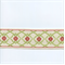 EA271/07 Lime Green/Rose Pink Tape Trim - Order-a-swatch