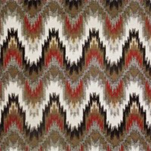 Cascade Flame Stitch Zenith Woven Upholstery Fabric Order A Swatch