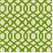 Sultana Lattice Citrine Contemporary Drapery Fabric - Order a Swatch