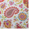 Ladbroke Punch Floral Linen Look Drapery Fabric - Order-a-swatch
