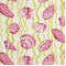 Sea Life Tropic Cotton Aquatic Drapery Fabric - Order a Swatch