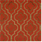 Agnes Crimson Embroidered Drapery Fabric by Swavelle Mill Creek - Order a Swatch