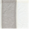 St. Tropez Grey Stripe Sheer Drapery Fabric - Order a Swatch