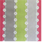 Belize Stripe Pink Sand Stripe and Circle Drapery Fabric - Order a Swatch