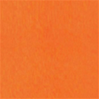 Supa Duck Mango Orange Drapery Fabric - 20 Yard Bolt