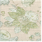 Momento Jade Floral Linen Blend Drapery Fabric by Braemore - Order a Swatch