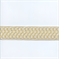 02924-T Soleil Yellow/Grey Tape Trim - Order-a-swatch