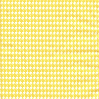 Houndstooth Corn Yellow Twill by Premier Prints - Drapery Fabric 30 Yard bolt