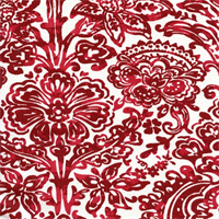 Shiloh Carmine Drapery Fabric by Premier Prints 30 Yard bolt