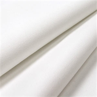 Classic Sateen White Lining by Hanes - Order a Swatch