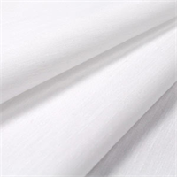 Rain No Stain White Drapery Lining by Roclon - 25 Yard Bolt