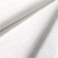 Interlining White by Hanes - 25 Yard Bolt