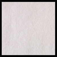 Heavy Flannel White Interlining by Hanes - 25 Yard Bolt