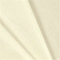 Heavy Flannel Natural Interlining by Hanes - 25 Yard Bolt