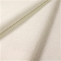 Signiture Sateen Ivory Drapery Lining by Hanes - 25 Yard Bolt