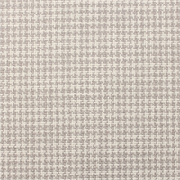 Osana Cement Houndstooth Upholstery Fabric - Order-a-swatch