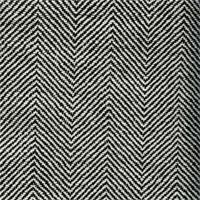 Olson Ebony Herringbone Upholstery Fabric - Order-a-swatch