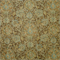 *3 YD PC--Sariz Saddle Tan Washed Look Printed Floral Velvet Upholstery Fabric by P. Kaufmann