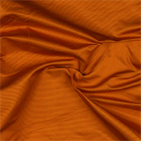 Sassy Guava 653 Faille Orange Drapery Fabric Order a Swatch