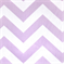 Zig Zag Wisteria/White Stripe Premier Print Drapery Fabric Order a Swatch