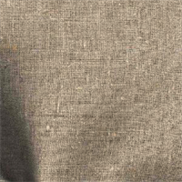 Tuscany Natural Scour Grey Linen Drapery Fabric
